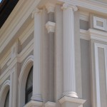 Декоративные элементы фасадов