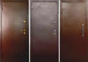 Выбираем хорошие металлические двери