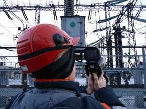 Тепловизионное обследование строительных объектов