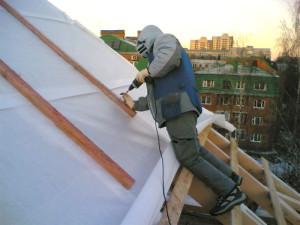 Капитальное восстановление крыши