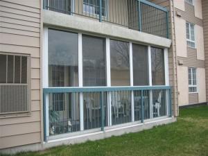 Пластиковые окна для остекления балконов
