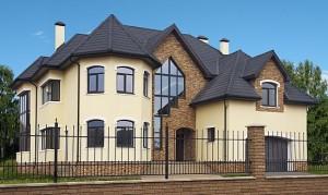 Классификация загородных домов