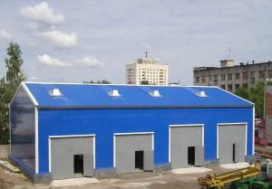 Строительство быстровозводимых зданий под ключ
