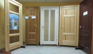 Сосновые межкомнатные двери