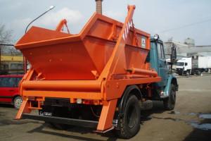 Быстрый вывоз строительного мусора