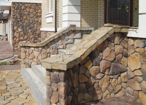 Натуральные камни для облицовочных работ