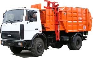 Недорогой вывоз мусора контейнерами