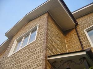 Лучший материал для облицовки фасадов