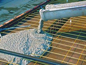 Преимущества использования товарного бетона
