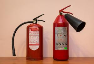 От пожара защитит газ