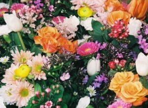 Красивые и свежие букеты от Allflowers