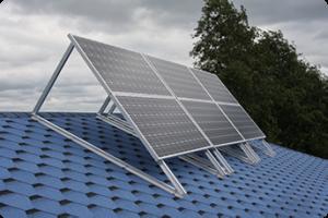 КПД солнечных батарей для коттеджей