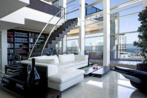 Ремонт двухуровневой квартиры