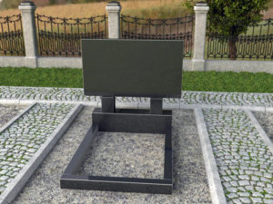 Памятники из габбро-диабаза