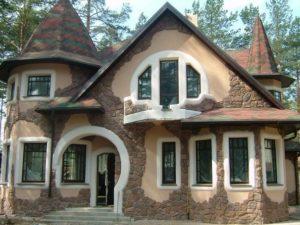 Дизайн фасада и интерьера дома
