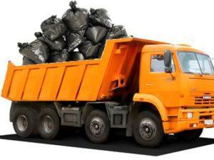 Вывоз мусора из квартиры в Москве