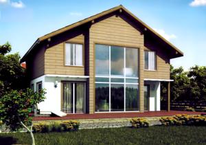 Выбор проекта загородного дома
